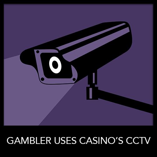 Casino investigator