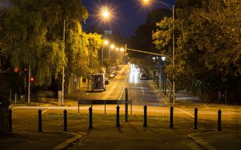 Precise Investigation: The Suspect's Melbourne Location