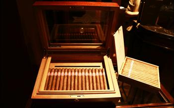 Box of Premium Cigars on Sale