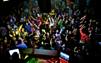 Parties - The usual setting for MDMA and other likened drugs