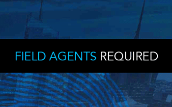 Our post looking for field agents