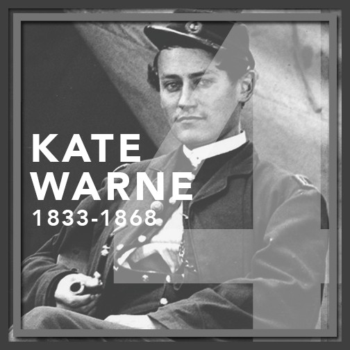 Kate Warne - First Female Detective