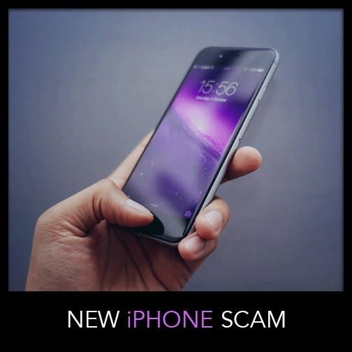 New iPhone Scam | iPhone 5 5s and 6