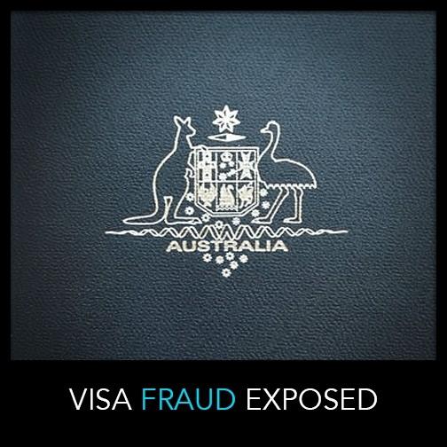 Visa fraud in Australia