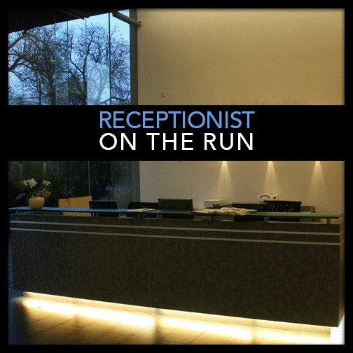 Receptionist on the Run - Escape to NT