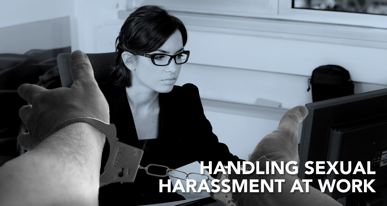 Handling Sexual Harassment at work